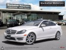 Used 2013 Mercedes-Benz C350 C350 4MATIC COUPE |NAV|PHONE|BLINDSPOT | 1 OWNER for sale in Scarborough, ON