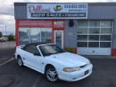 Used 1995 Ford Mustang GT 5.0L V8 CONVERTIBLE 5 SPEED for sale in London, ON