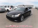 Used 2008 Infiniti G37 PREMIUM 2D COUPE 3.7L for sale in Calgary, AB