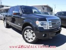 Used 2013 Ford F150 PLATINUM SUPERCREW 4WD for sale in Calgary, AB
