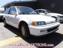 Used 1991 Honda Civic for sale in Calgary, AB