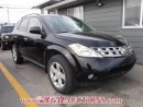 Used 2005 Nissan MURANO S 4D UTILITY AWD for sale in Calgary, AB