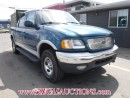 Used 2001 Ford F150 XLT SUPERCREW 4WD for sale in Calgary, AB