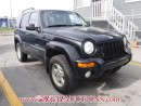Used 2002 Jeep Liberty Limited 4D Utility 4WD for sale in Calgary, AB