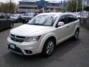 Used 2013 Dodge Journey R/T, sunroof, navigation, 7 passenger, for sale in Surrey, BC
