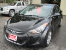 Used 2013 Hyundai Elantra GLS A/T for sale in Brockville, ON