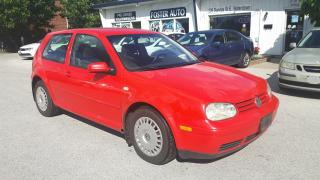 Used 2000 Volkswagen Golf GL TDI for sale in Waterdown, ON