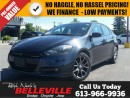 Used 2014 Dodge Dart Ralley Edition - 8.4 Radio - FOG Lamps for sale in Belleville, ON