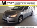 Used 2013 Nissan Sentra SV|SUNROOF|HEATED SEATS|59,195 KMS for sale in Cambridge, ON