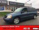 Used 2006 Ford Freestar Sport  AS TRADED *UNCERTIFIED* for sale in St Catharines, ON