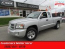 Used 2008 Dodge Dakota SXT  EXTENDED CAB, 4X2 for sale in St Catharines, ON