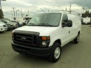 Used 2010 Ford Econoline E-250 Cargo Van W/ Rear Shelving & Bulkhead for sale in Burnaby, BC