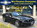 Used 2014 Ford Mustang GT 6 Speed, Navigation, Brembo Pkg 24K Kms for sale in Concord, ON