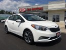 Used 2015 Kia Forte EX HEATED SEATS BACK-UP CAM for sale in Woodstock, ON