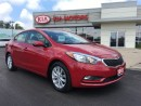Used 2015 Kia Forte LX HEATED SEATS BLUETOOTH CRUISE for sale in Woodstock, ON