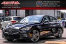 Used 2015 Infiniti Q50 AWD|Nav|Sunroof|Leather|BOSE|Backup Cam|Bluetooth|19