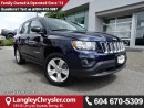 Used 2017 Jeep Compass Sport/North W/ BLUETOOTH & 2.4L AUTOMATIC for sale in Surrey, BC