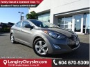 Used 2013 Hyundai Elantra GL W/ SUNROOF & HEATED SEATS for sale in Surrey, BC