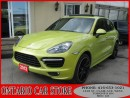 Used 2013 Porsche Cayenne GTS AWD 420HP NAVI/ PANO ROOF/ 21