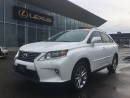 Used 2015 Lexus RX 450h Sportdesign TECHNOLOGY PACKAGE for sale in Brampton, ON