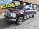 Used 2005 Dodge Ram 2500 SLT/Laramie for sale in Woodbridge, ON