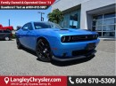 Used 2015 Dodge Challenger Scat Pack W/ 6.4L V8 SCAT PACK & NAVIGATION for sale in Surrey, BC