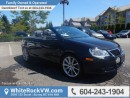 Used 2011 Volkswagen Eos 2.0 TSI Comfortline CONVERTIBLE, REAR BACKING CAMERA & BLUETOOTH for sale in Surrey, BC
