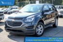 Used 2017 Chevrolet Equinox LS Satellite Radio and Backup Camera for sale in Port Coquitlam, BC