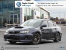 Used 2011 Subaru Impreza WRX 4Dr 5sp for sale in Orleans, ON