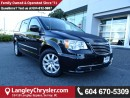 Used 2015 Chrysler Town & Country Touring w/2 Row Stow 'N Go & POWER SLIDING DOORS for sale in Surrey, BC
