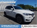 Used 2017 BMW X5 xDrive35i LUXURY LEATHER PACKAGE, TECHNOLOGY PACKAGE & SUNROOF for sale in Surrey, BC