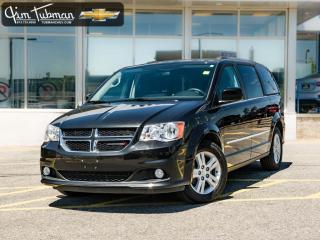 Used 2017 Dodge Grand Caravan Crew for sale in Gloucester, ON