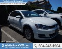 Used 2016 Volkswagen Golf 1.8 TSI Trendline BLUETOOTH, REAR VIEW CAMERA, SPOILER & A/C for sale in Surrey, BC