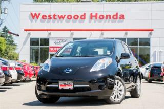 Used 2014 Nissan Leaf S Quick Charge for sale in Port Moody, BC