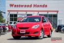 Used 2010 Toyota Matrix Base - Warranty Until 2020! for sale in Port Moody, BC