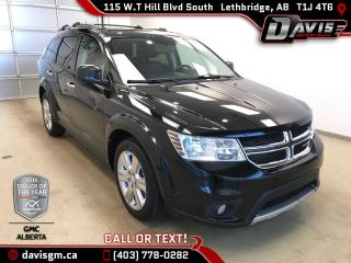 Used 2012 Dodge Journey R/T-AWD, Sunroof, Push Button Start for sale in Lethbridge, AB