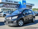 Used 2014 Chevrolet Trax LS, A/C, BLUETOOTH, POWER GROUP 6SPD MANUAL for sale in Ottawa, ON