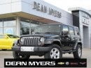 Used 2013 Jeep Wrangler Unlimited Sahara for sale in North York, ON