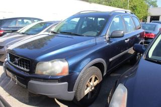 Used 2004 Volvo XC90 2.5T A for sale in Whitby, ON