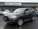 Used 2010 Mitsubishi Outlander GT for sale in Gloucester, ON