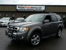 Used 2010 Ford Escape LIMITED **LEATHER & MOONROOF** for sale in Gloucester, ON