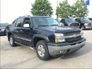 Used 2005 Chevrolet Avalanche 1500 LS**KEYLESS ENTRY**A/C** for sale in Mississauga, ON