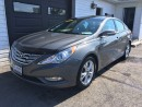 Used 2012 Hyundai Sonata HEV w/Premium Pkg for sale in Kingston, ON