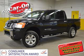 Used 2009 Nissan Titan 5.6 SE 4X4 CREW CAB FULL POWER GROUP for sale in Ottawa, ON