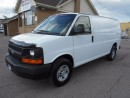 Used 2010 Chevrolet Express 2500 CARGO 2500HD 4.8L V8 Divider Shelving Certified for sale in Etobicoke, ON
