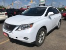 Used 2010 Lexus RX 450h HYBRID l NAV l Rear Screens for sale in Waterloo, ON