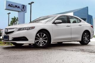 Used 2015 Acura TLX 2.4L P-AWS w/Tech Pkg Remote Starter, Heated Sterr for sale in Thornhill, ON