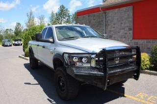 Used 2008 Dodge Ram 2500 SLT for sale in Cornwall, ON