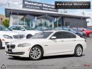 Used 2013 BMW 5 Series 528i X-DRIVE EXECUTIVE PKG |NAV|B.UP CAMERA|PHONE for sale in Scarborough, ON