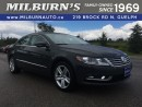 Used 2013 Volkswagen Passat CC Sportline for sale in Guelph, ON